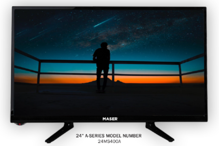 Maser sells 200,000 TVs since launch in 12 months