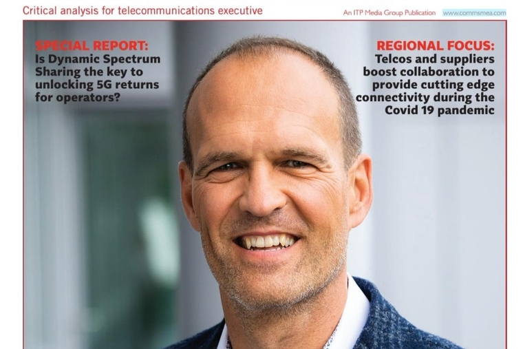 Spectrum sharing, open source innovation and cloud banking solutions for Africa - All in the digital edition of CommsMEA