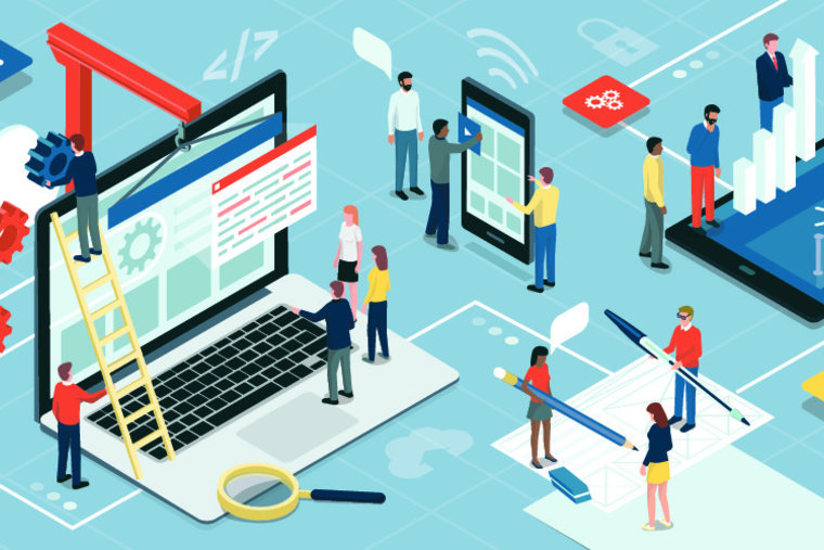 Laying the foundations of a digital workspace