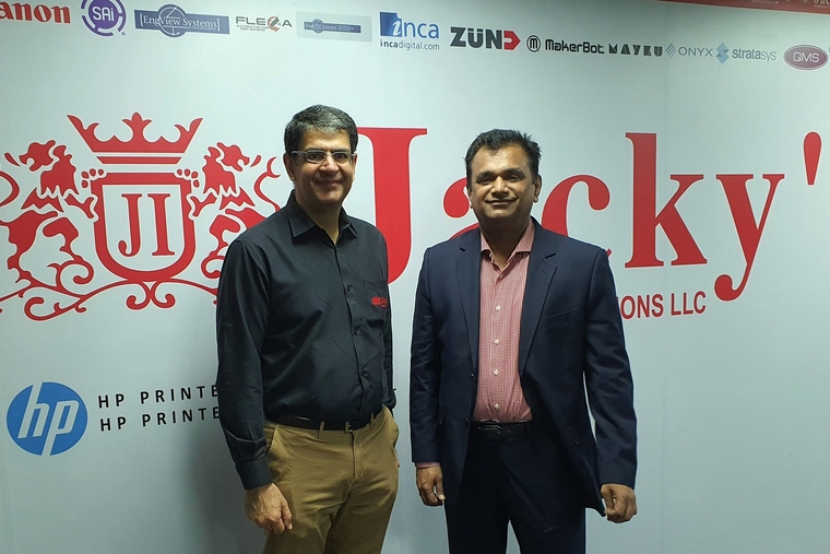 Jacky's appoints Saasz Solutions as a Strategic Reseller in the Gulf region