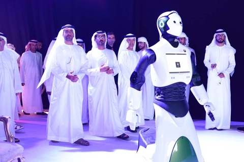 International Robotics Challenge launched in Abu Dhabi
