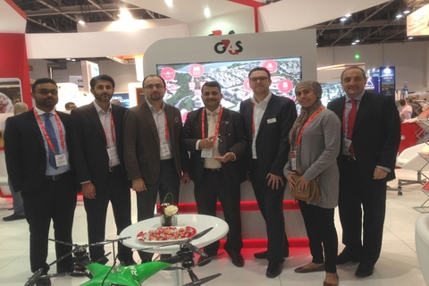 Allied Telesis presents G4S with partner award