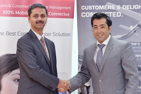 Vocalcom, Tech Mahindra sign reseller alliance
