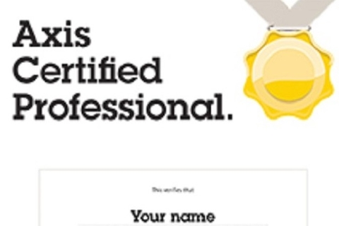 Axis unveils Certification Programme