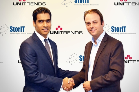 StorIT signed as Unitrends VAD for MENA