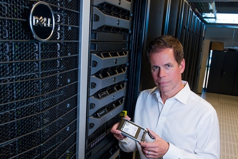 Dell adopts latest SSD tech in enterprise flash storage solution