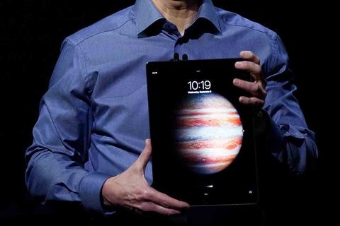 Apple's ginormagantulous iPad Pro