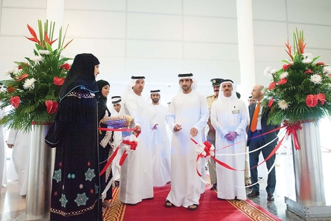 HH Sheikh Hamdan opens 35th edition of GITEX