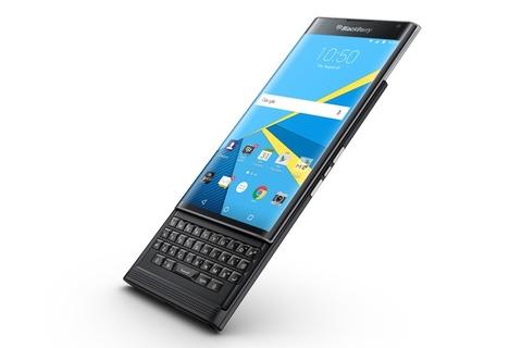 In pics: BlackBerry's Priv