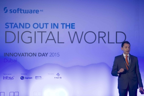 Software AG brings digital transformation story to Dubai