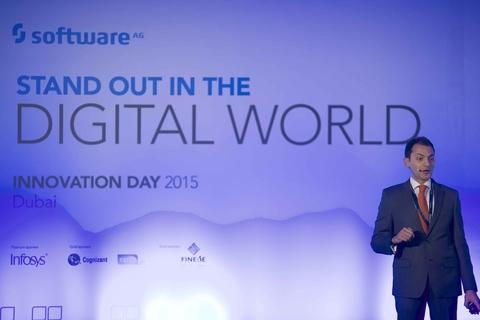 Software AG brings digital transformation story to Dubai