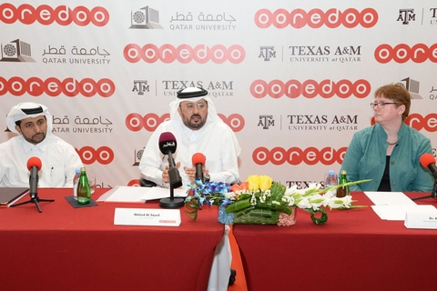 Ooredoo to sponsor research at Qatar University, Texas A&M