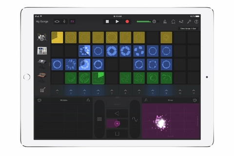 Apple launches new tools for musical iOS users