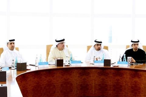 Second meeting of Dubai Smart City board held