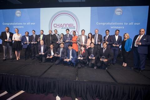 Channel ME Awards 2016 honour partner innovation