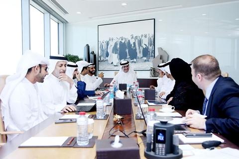 Smart Dubai Office board discusses progress