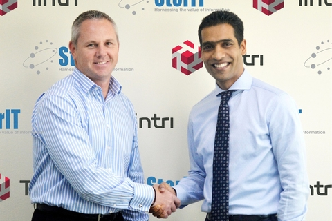 StorIT and Tintri sign distribution agreement for MENA