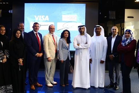 Visa opens regional Innovation Centre in Dubai