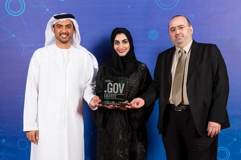 .GOV Awards Dubai & Northern Emirates Winners 2016
