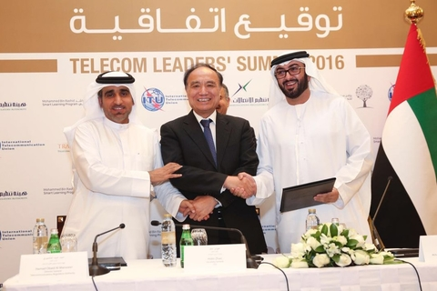 TRA, ITU and MBRSLP to collaborate on smart learning