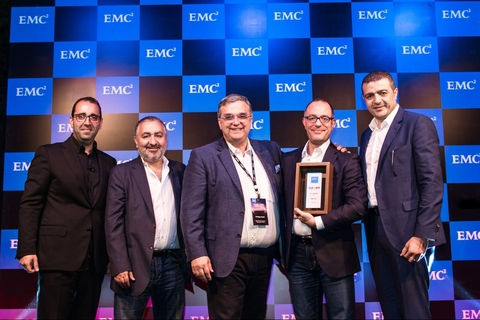 MATCO named EMC Platinum Business Partner again