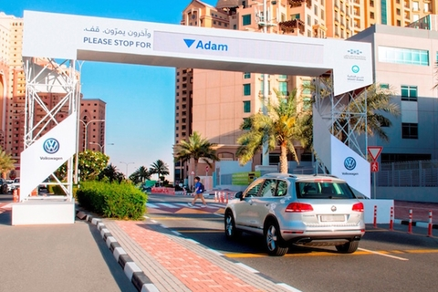 VW partners with DSO and Smart Dubai to promote road safety