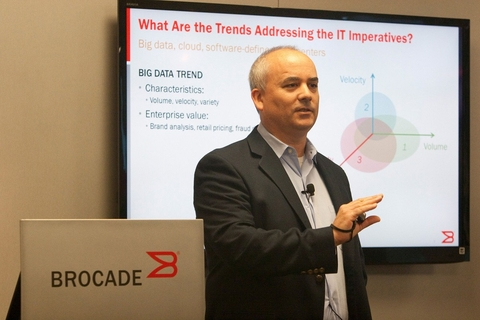 Brocade targets the all-flash data centre with Gen 6 Fibre Channel directors