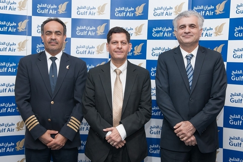 Gulf Air holds BCM sessions