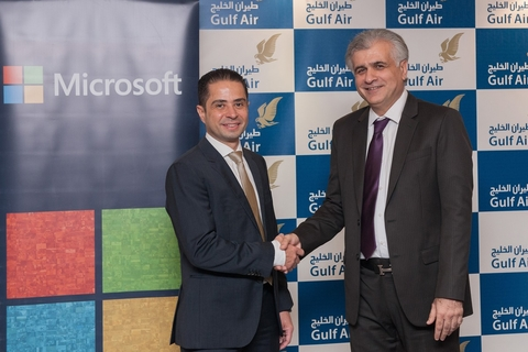 Gulf Air to enhance internal communications with Skype