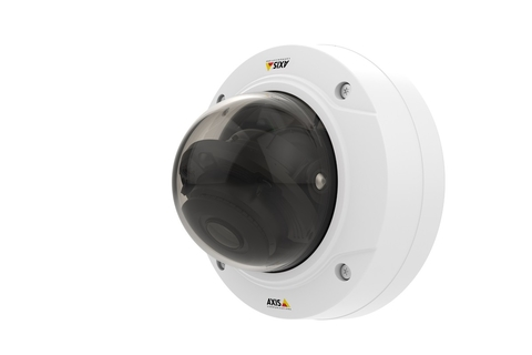 Axis updates AXIS P32 Series network cameras
