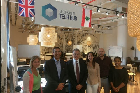 UK Lebanon Tech Hub to boost Lebanese start-ups in MENA