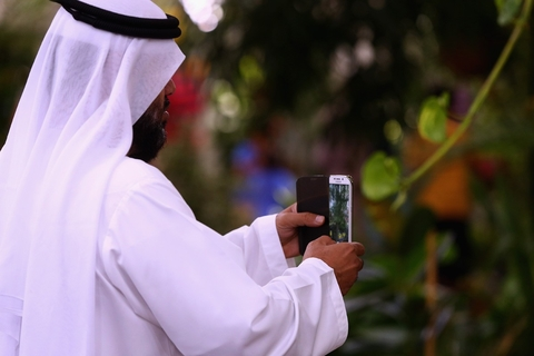 Mobile subscriptions in Arab World reach 414.7 million