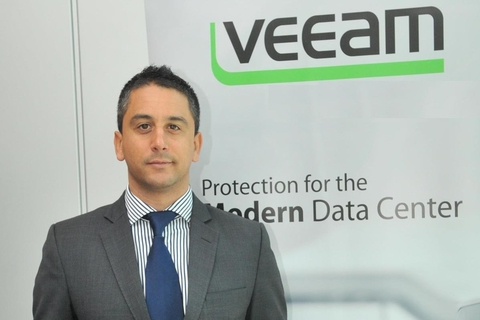 Veeam launches training programme in the region