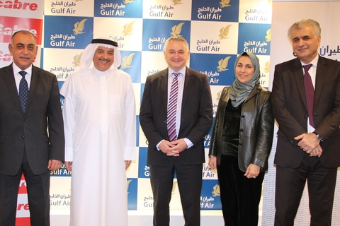 Gulf Air inks technology agreement with Sabre