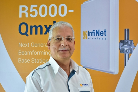 InfiNet Wireless to unveil point-to-point wireless solution