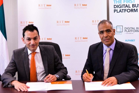 Software AG inks MoU with RIT University