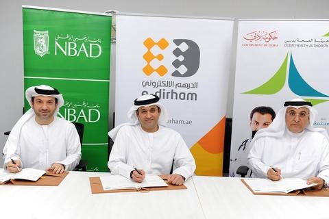 Dubai Health Authority joins e-Dirham scheme