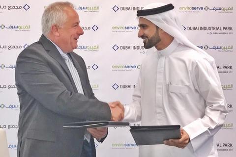 Enviroserve UAE to build region's largest e-waste plant