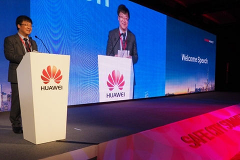 Huawei launches C-C4ISR public safety solutions