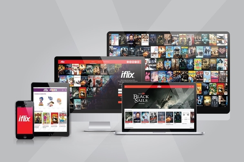 International SVOD player Iflix launches in the MENA