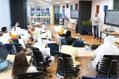 Dubai Silicon Oasis holding Emirati Tech Boot Camp