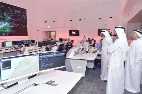 HH Sheikh Mohammed opens RTA C&C centre