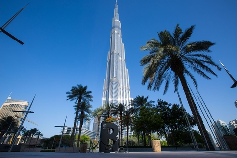 Have you spotted these Dubai Font letters around the emirate?