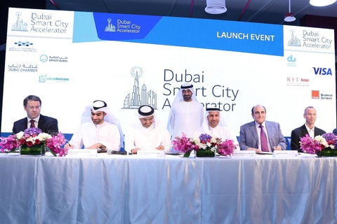 Silicon Oasis launches smart city accelerator