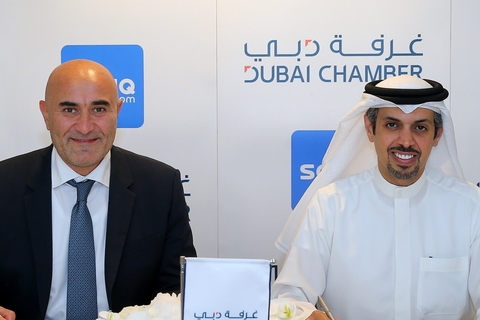 Dubai Chamber inks MoU with Souq.com