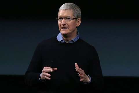 Apple CEO talks security partnership with Cisco