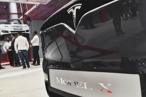 Tesla store officially opens in Dubai