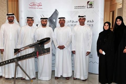Dubai Municipality launches drone survey service