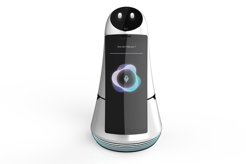 Robots to become common sight at Incheon International Airport