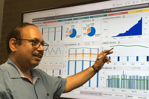 Honeywell unveils remote monitoring service natural gas plants